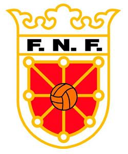 Logotipo Federación Navarra de fútbol