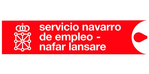 Logotipo Servicio Navarro de empleo
